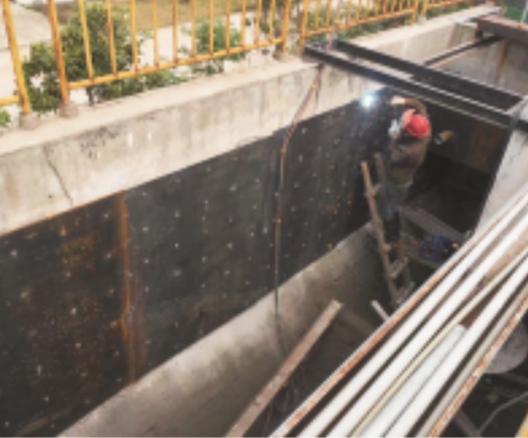 包钢灌注加固技术